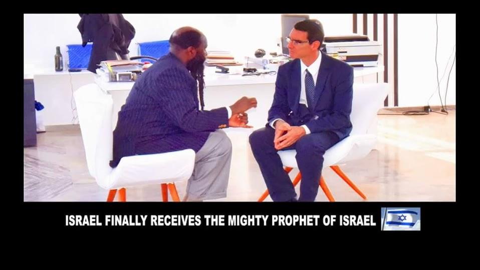 IZRAEL PROROK
