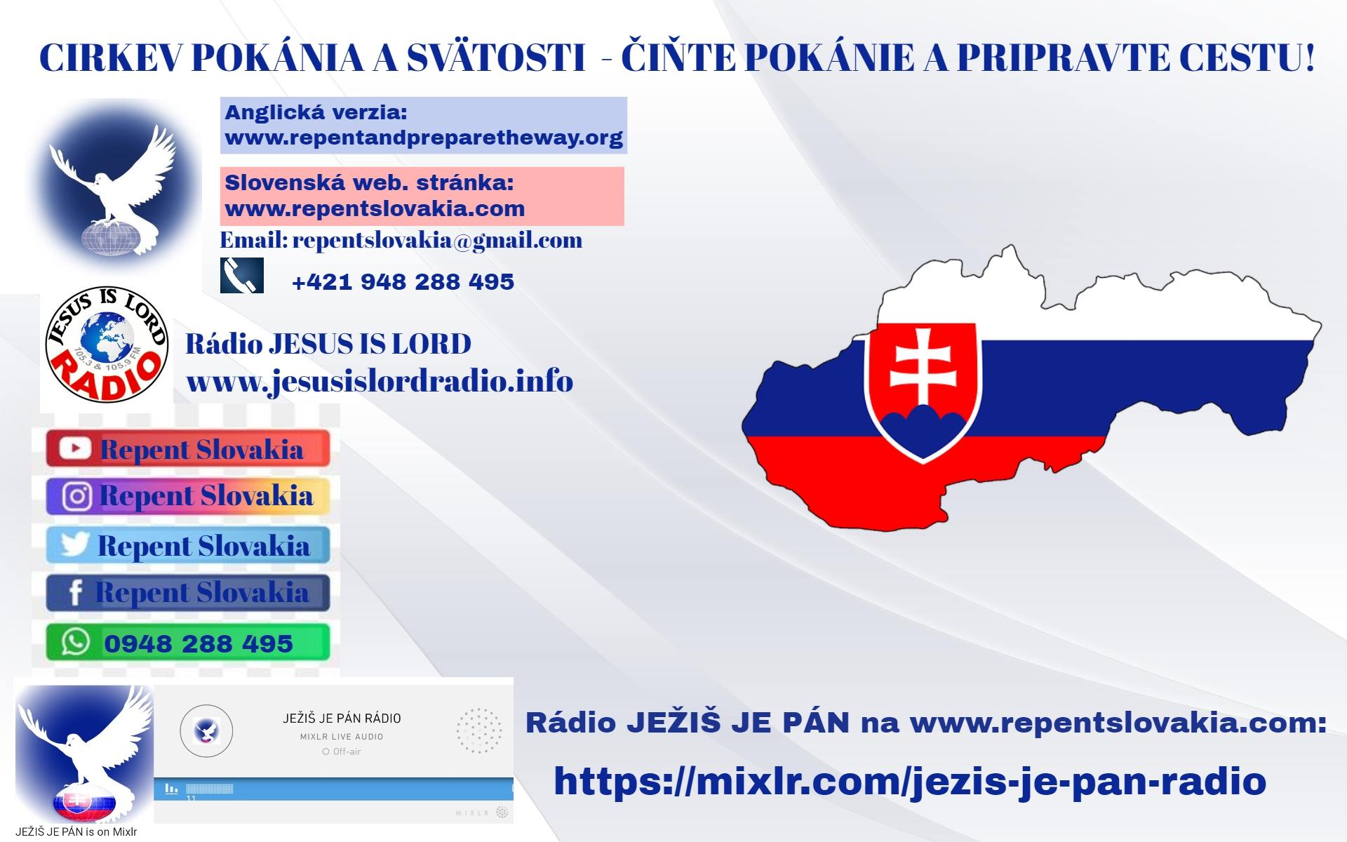 REPENT SLOVAKIA MEDIA