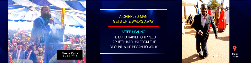 Sept 16 Healings Japheth Kariuki Meru After Healing